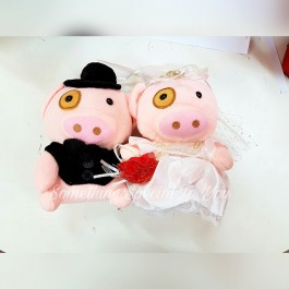 Wedding Bears (Piggies)