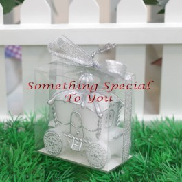 CINDERELLA CARRIAGE CAR CANDLE - as low as RM2.70/pc