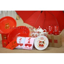 Bride&#39s Dowry Set