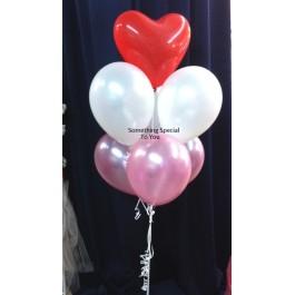 3-Tier Floating Balloon Set