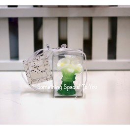 CALLA LILY BOUQUET CANDLE - as low as RM2.75/pc